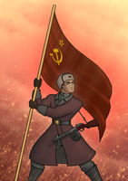 Soviet Liberator! by Renegun