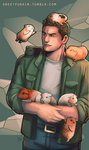 All the Guinea Pigs by MoonlightTheWolf