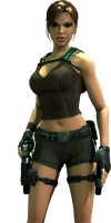 This Is Lara Croft by lousee34
