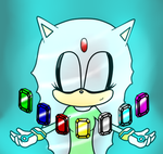 Feel the power of the Sol Emeralds by AliHedgehog