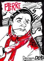 DeviantDead: Pierre Sketchcard by Crispy-Gypsy