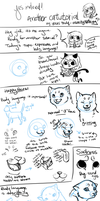 Drawing Tutorial -- Cats Part 2 by insanityNothing