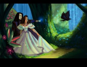 MYTHOLOGY PERSEPHONE AND HADES