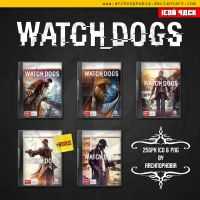 Watch Dogs ICONS PACK by archnophobia
