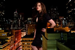 Kat Dennings by danforddan