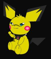 Rocket's Pichu by lossetta932