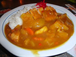 Chicken Curry by gupa507
