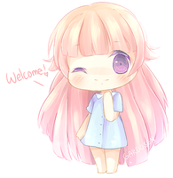 welcome by Yoai