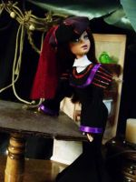 Frollo by PinkUnicornPrincess