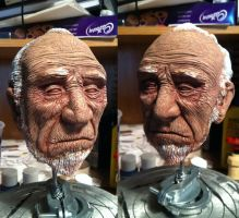 old man WIP by Alentrix