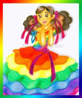 100 theme art list4_RAINBOW by Tanis711