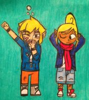 Cool Kids by angry-toon-link