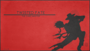 LoL - Tango Twisted Fate Wallpaper by xRazerxD