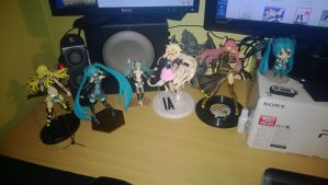 My vocaloid collection by lkcreate