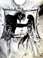 The Harsh Reality (Beauty and the Beast) by D-DCoffee