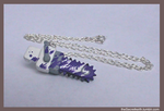 Kanaya's Chainsaw Necklace by sparr0