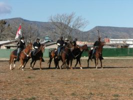 Buffalo Soldiers Ft Verde AZ by Speck2