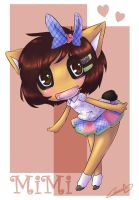 Contest Price: Mimi by caninelove