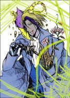 majin tantei nougami neuro by DeathApple91