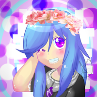 Another fail btw FLOWERS :DDDD by catsp00ky