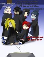 Deidara is a Loser XD by nennisita1234
