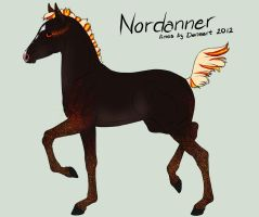 Nordanner Design holder - #4972 by RW-Nordanners