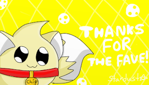 Thank You! by stardust155