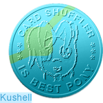 Card Shuffler - Is Best Pony Coin - Nr 2 by Kushell