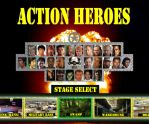 Action Heroes by Gery850
