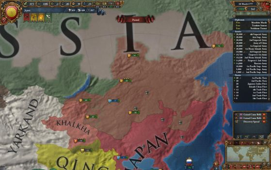 A Risky but Glorious War... With Winter by Stratocracy