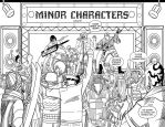 Minor characters by PCHILL