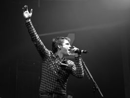 Roy from Scouting for Girls by creative-photo-uk