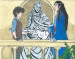 LotR Never Seen Before: Estel's True Heritage by Saphari