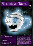 GYG - 040 - Fantomfoyer Teapot by PlayboyVampire