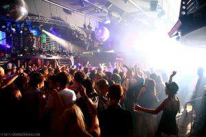 City Nightclub Dancefloor by gdphotography