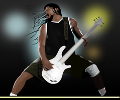 Robert Trujillo by lpetkov