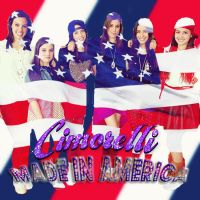 Cimorelli - 'Made In America' Cover Artwork by xNiciCupcake