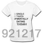 MENTALLY DATING TAEMIN Shirt by 921217