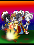 .:Lupe and friends:. PC by 1XxAcexX1