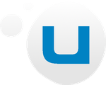 Uplay Icon (white|blue) by tastes-good
