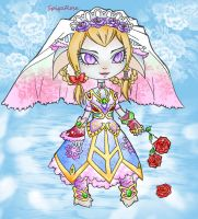 Asura Bride Outfit by SpigaRose