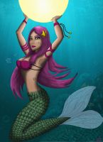 Queen of the Sea by ChrisEdwardsUK