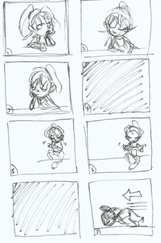 Storyboard pt 1 by Wooga