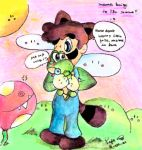 Mama Luigi to the rescue x3 by ZommYippy