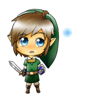 Chibi Link by linkinounet62