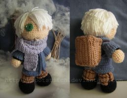 Mister Mushishi by sootstitch