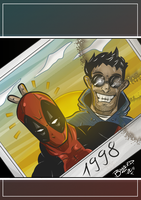 Deadpool Wade n Weasel Final by BouncieD