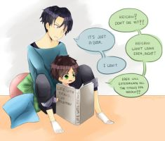 SnK EreRi - Read with me by milemiru