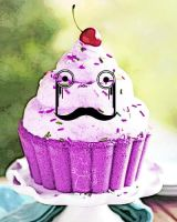 Gustavo El Cuppycake by taxicabofdoom