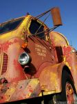 Rusted Firetruck by somavenus